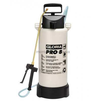 Spray oil resistant Gloria Pro 8 Plastic sprayers