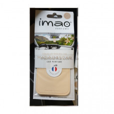 Освежитель воздуха для авто IMAO Ваниль