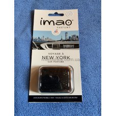 Освежитель воздуха дефлектор IMAO Вояж в Нью Йорк