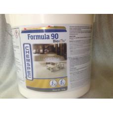 Средство химчистки ковров, мебели. текстиля Формула 90 (Formula 90 powder)