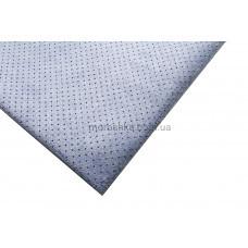 Салфетка микро синтетическая кожа ткань 40 см х 55 см с перфорацией MF204.1  Аксессуары